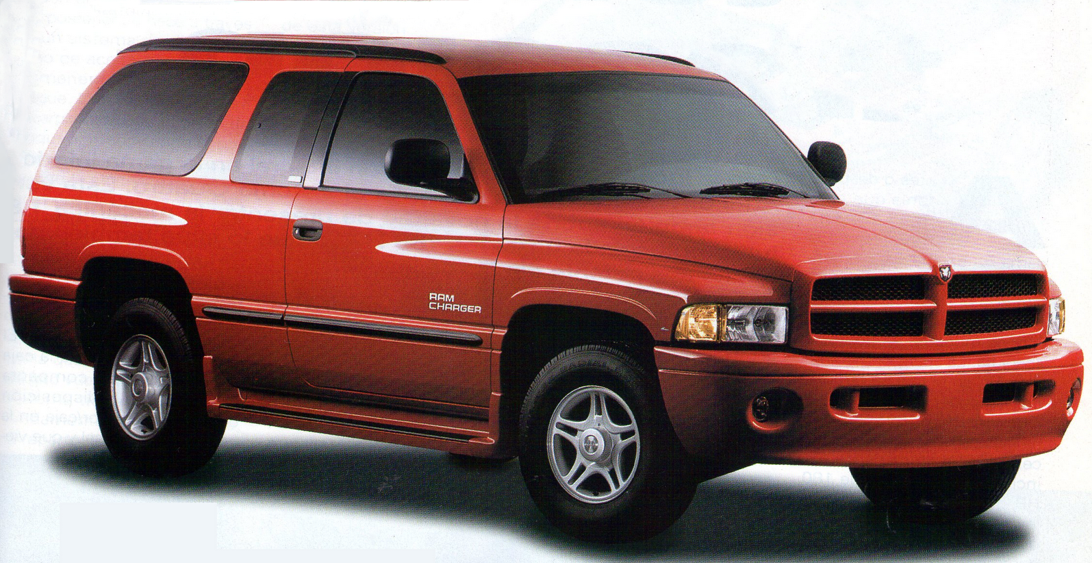 Too Spicy For America: The Mexico-Only 1999-2001 Dodge ...