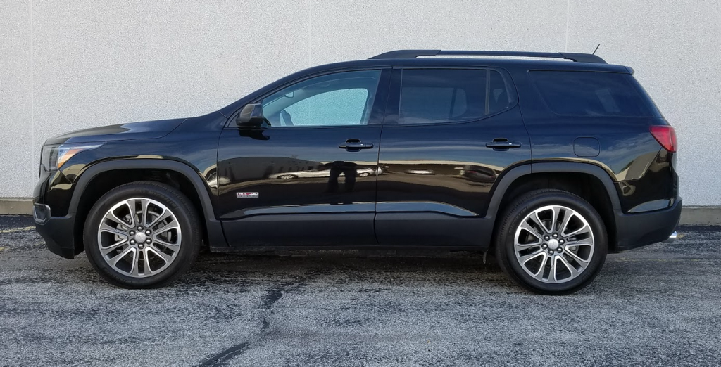 2017 GMC Acadia All Terrain profile
