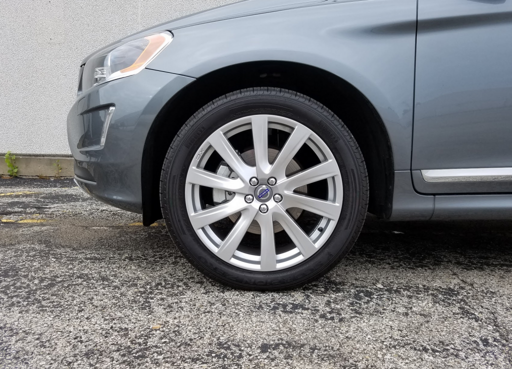 Volvo Avior wheels