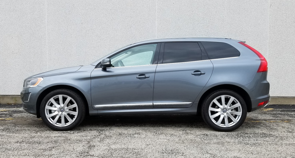 2017 Volvo XC60 Inscription profile