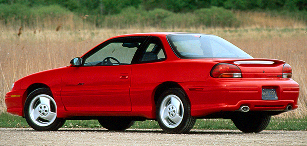1993 Pontiac Grand Am GT