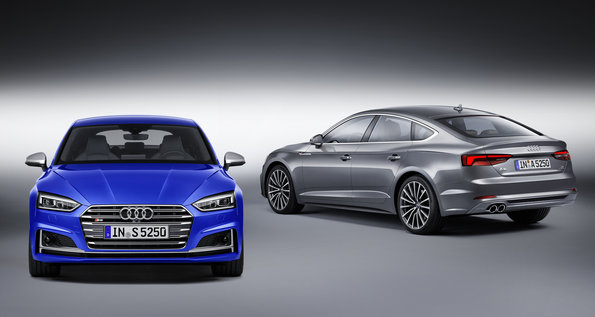 Los Angeles Auto Show Audi A And S Lineup The Daily - Audi car lineup