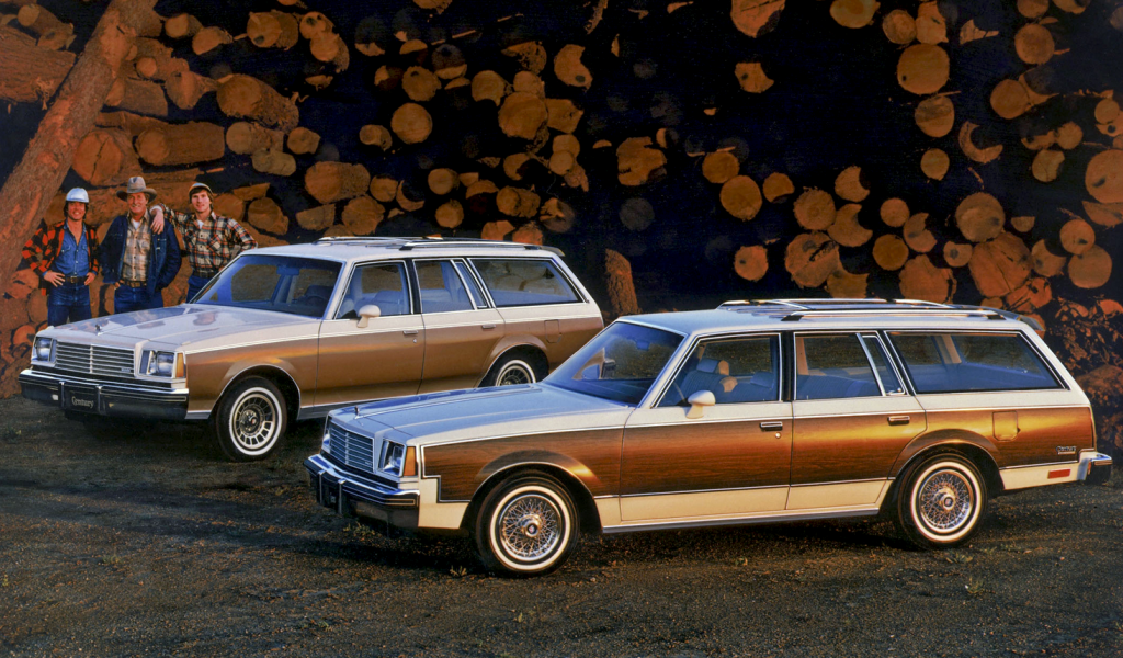 The Midsize Wagons Of 1981 The Daily Drive Consumer Guide 174 The Daily Drive Consumer Guide 174