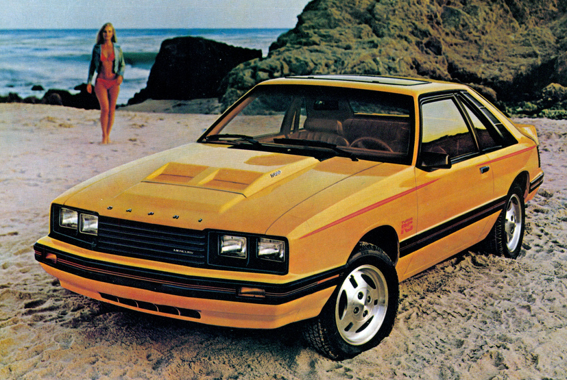 1980 Mercury Capri RS