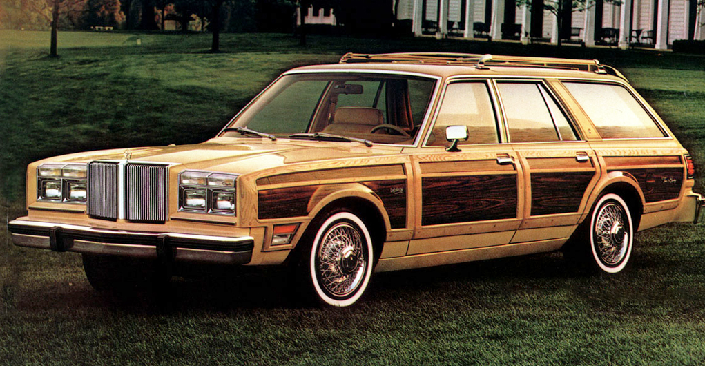 1981 Chrysler Town & Country
