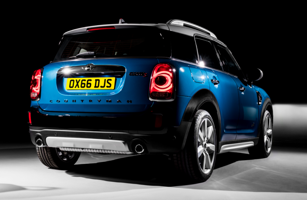2017 Mini Countryman S
