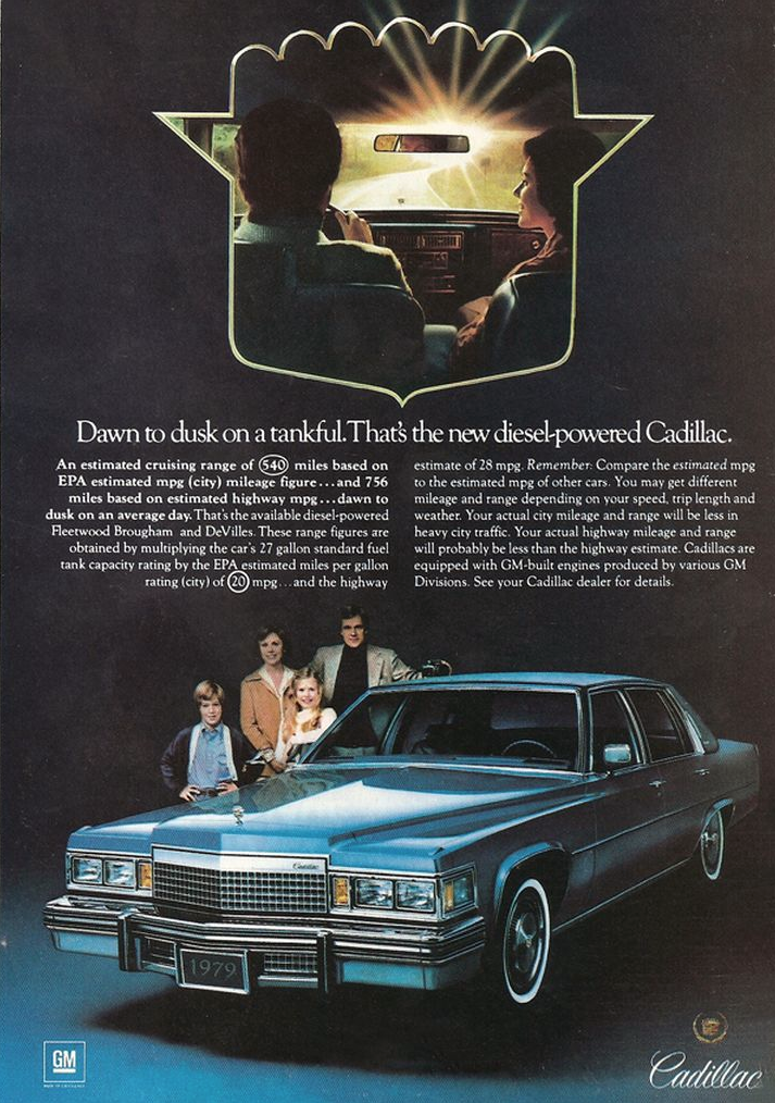 New Mercedes Pickup >> Model-Year Madness! 10 Luxury-Car Ads From 1979 | The Daily Drive | Consumer Guide® The Daily ...