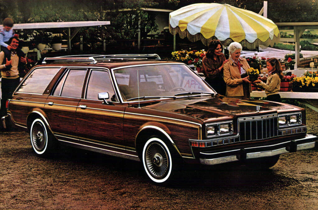 1981 Dodge Diplomat Salon Wagon
