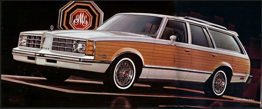 1981 Pontiac Grand LeMans Safari