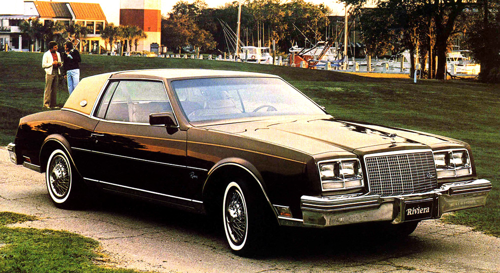 1980 Buick Riviera, Fastest Cars of 1980