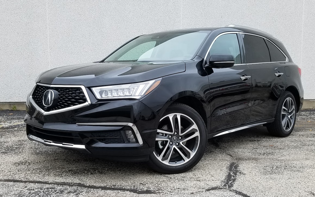 Test Drive: 2017 Acura MDX | The Daily Drive | Consumer ...