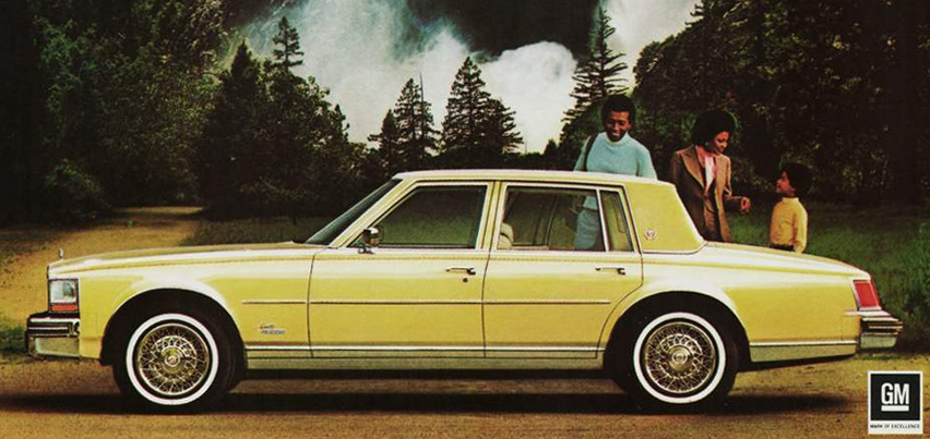 1979 Cadillac Seville Ad