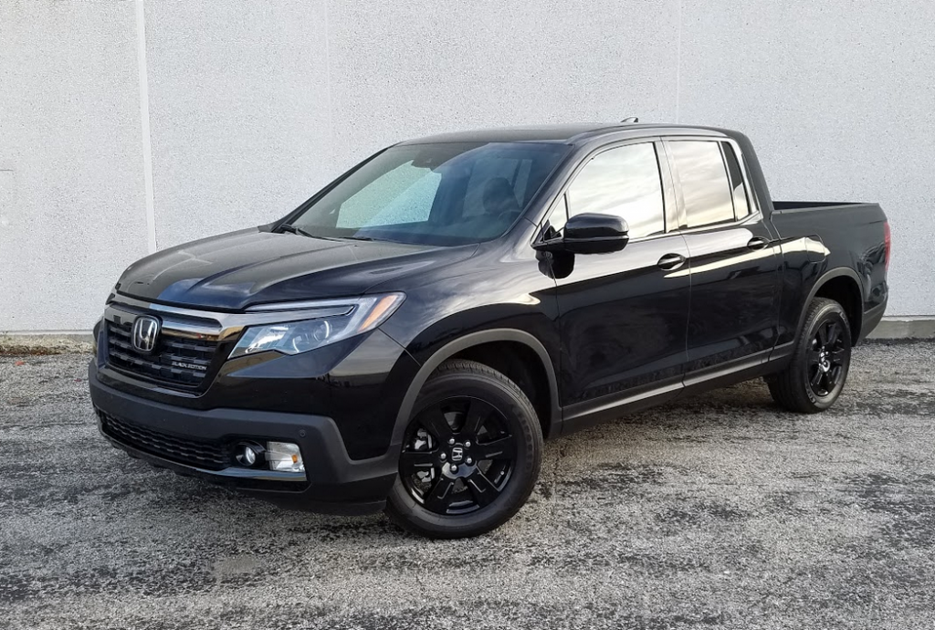 test drive 2017 honda ridgeline black edition the daily drive consumer guide the daily