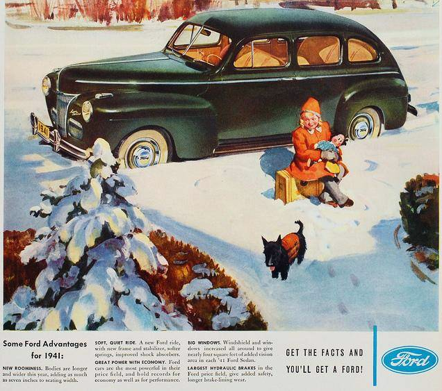 1941 Ford ad