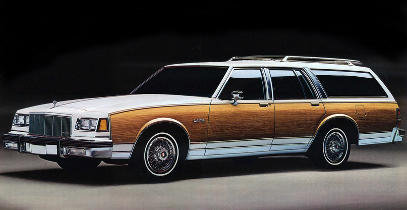 Buick Electra Estate
