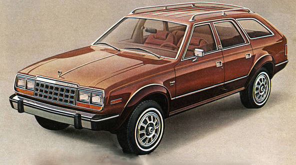 1983 AMC Eagle Limited Wagon