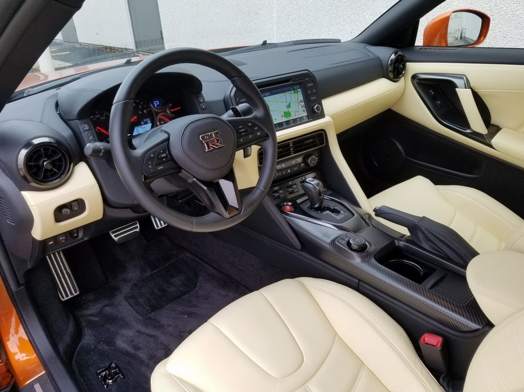 GT-R $4000 Interior Package