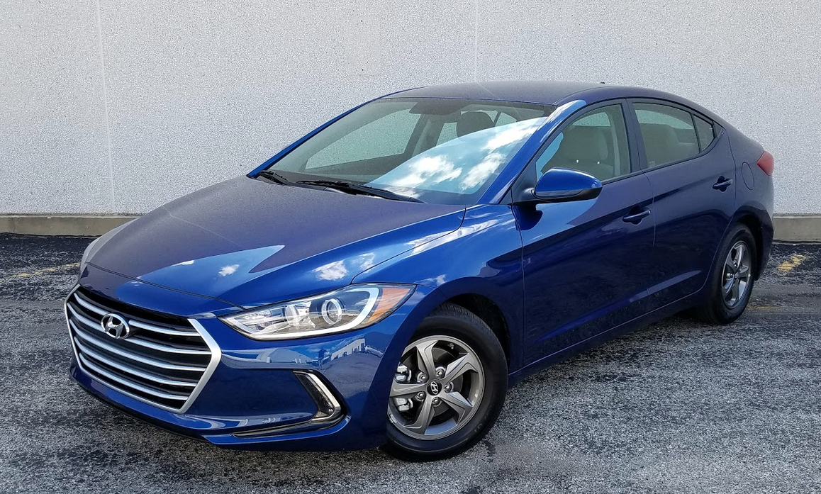 test drive 2017 hyundai elantra eco the daily drive consumer guide the daily drive. Black Bedroom Furniture Sets. Home Design Ideas