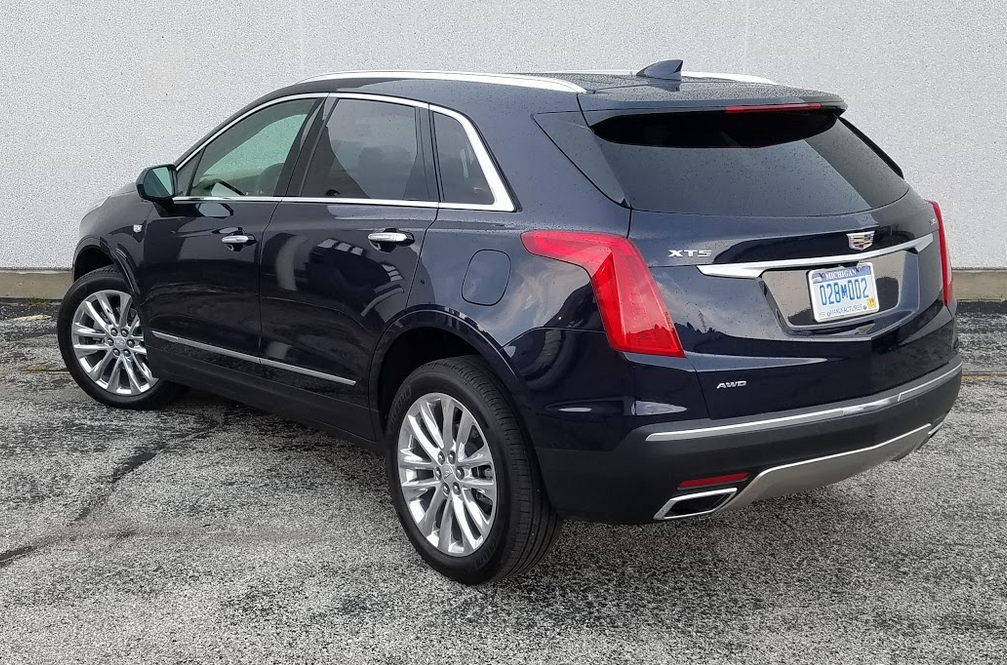 Quick Spin 2017 Cadillac Xt5 Platinum The Daily Drive