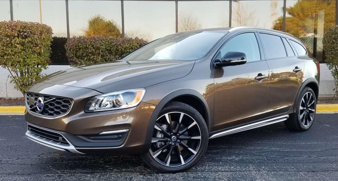 2017 Volvo V60 Cross Country The Daily Drive