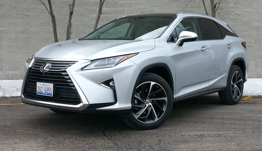 Quick Spin 2016 Lexus RX 350 The Daily Drive Consumer