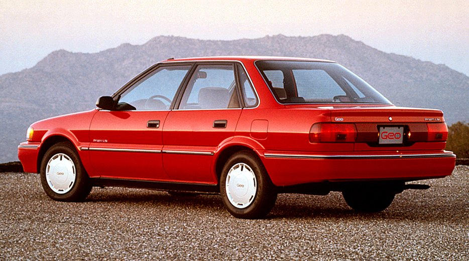 The Geos Of 1992 The Daily Drive Consumer Guide 174 The
