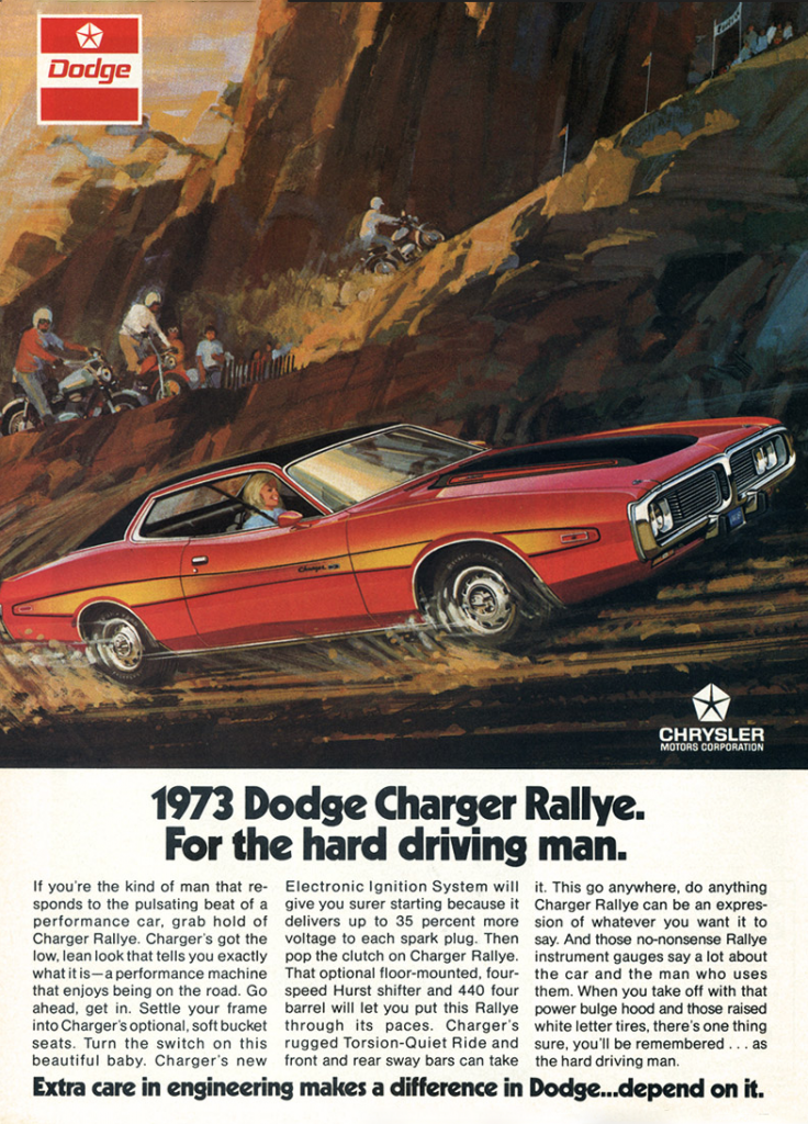 Fratzog Madness! 10 Classic Dodge Ads | The Daily Drive ...