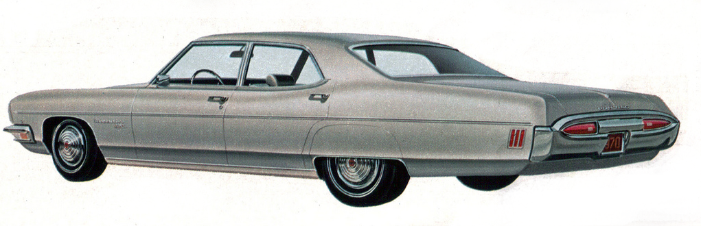 1970 Pontiac Executive