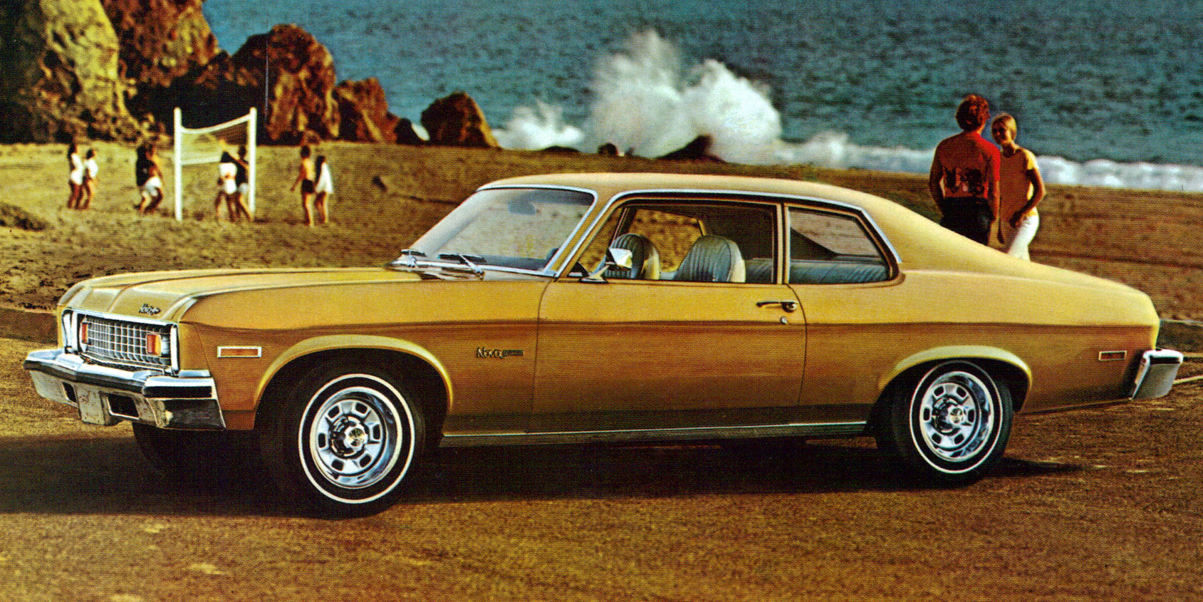 1973 Chevy Nova Coupe, Fastest Cars of 1973