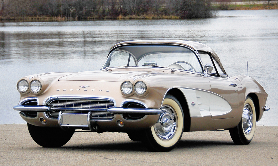 Photo Feature: 1961 Chevrolet Corvette | The Daily Drive ...