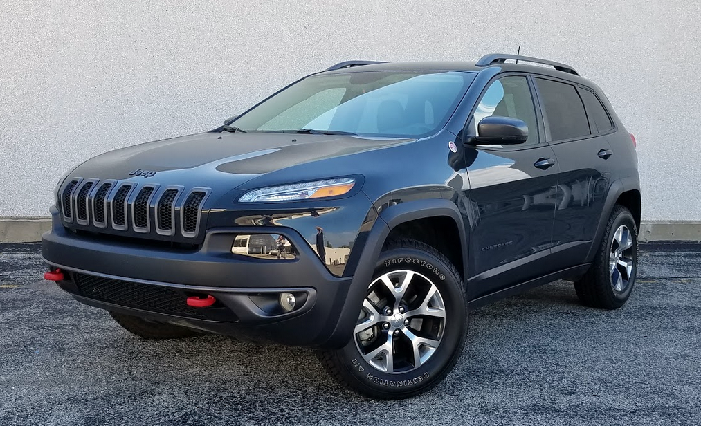 quick spin 2016 jeep cherokee trailhawk the daily drive consumer guide the daily drive. Black Bedroom Furniture Sets. Home Design Ideas