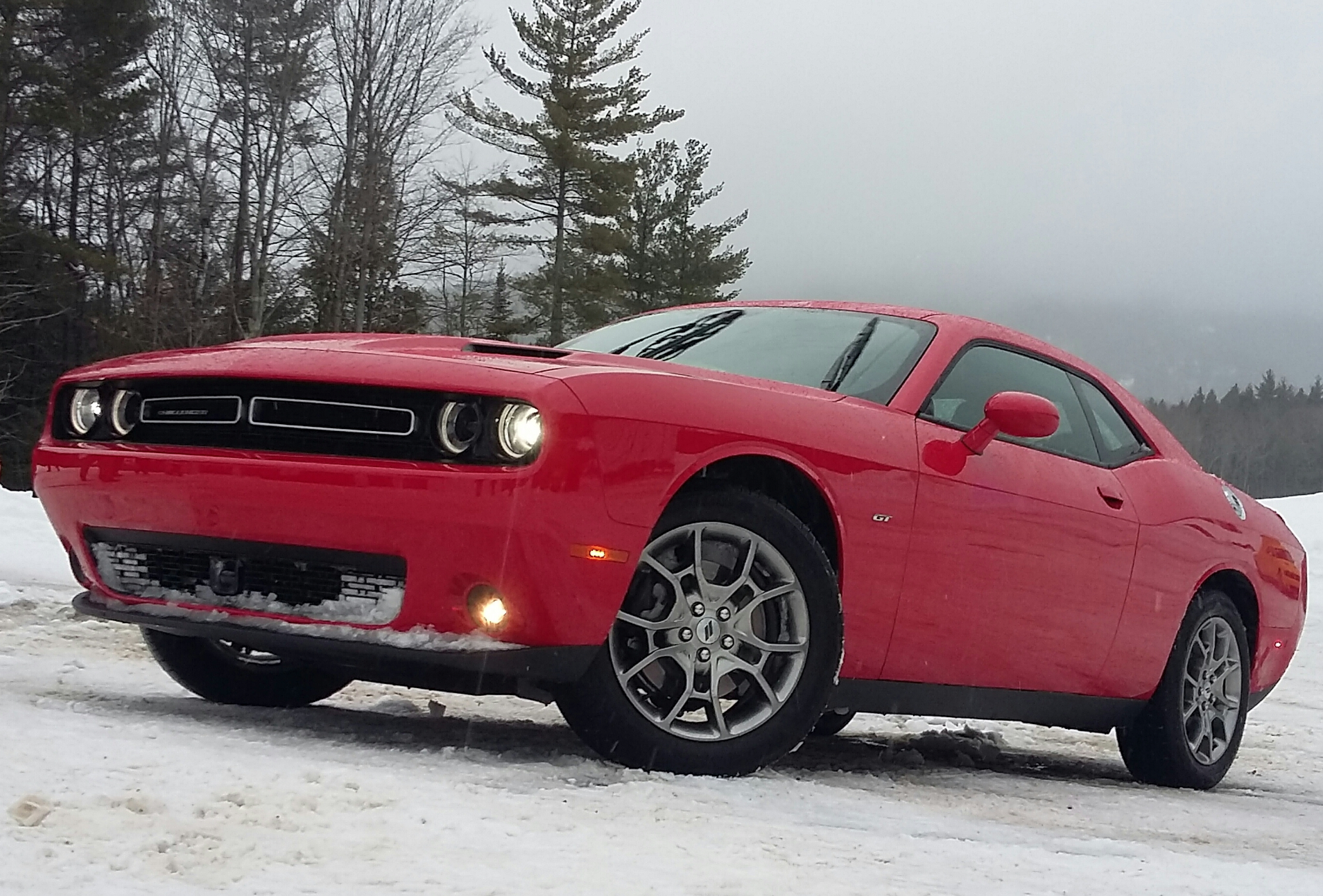 Amazing 2017 Dodge Challenger GT AWD The Daily Drive  Consumer Guide