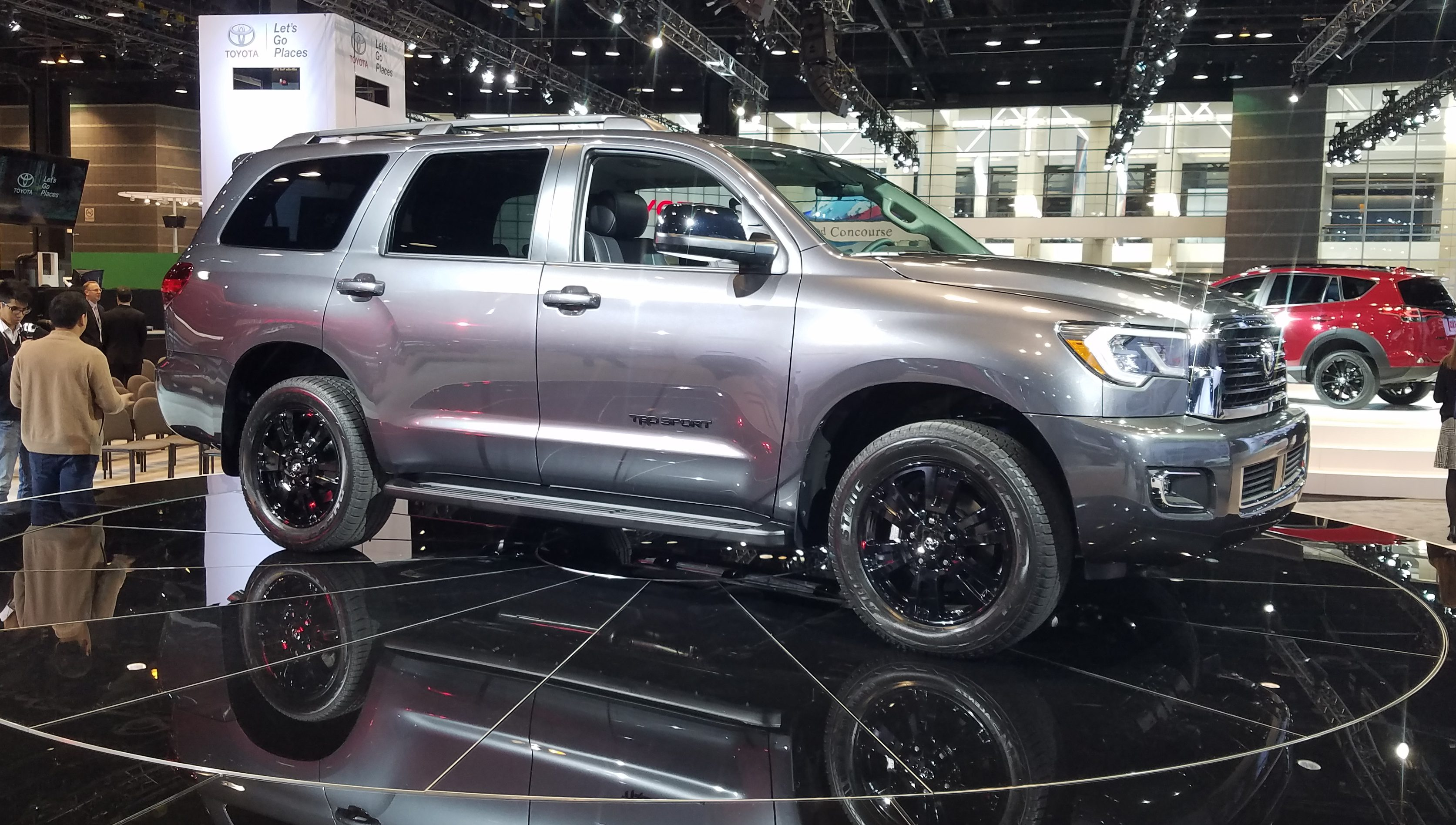 2018 toyota sequoia trd sport the daily drive consumer. Black Bedroom Furniture Sets. Home Design Ideas