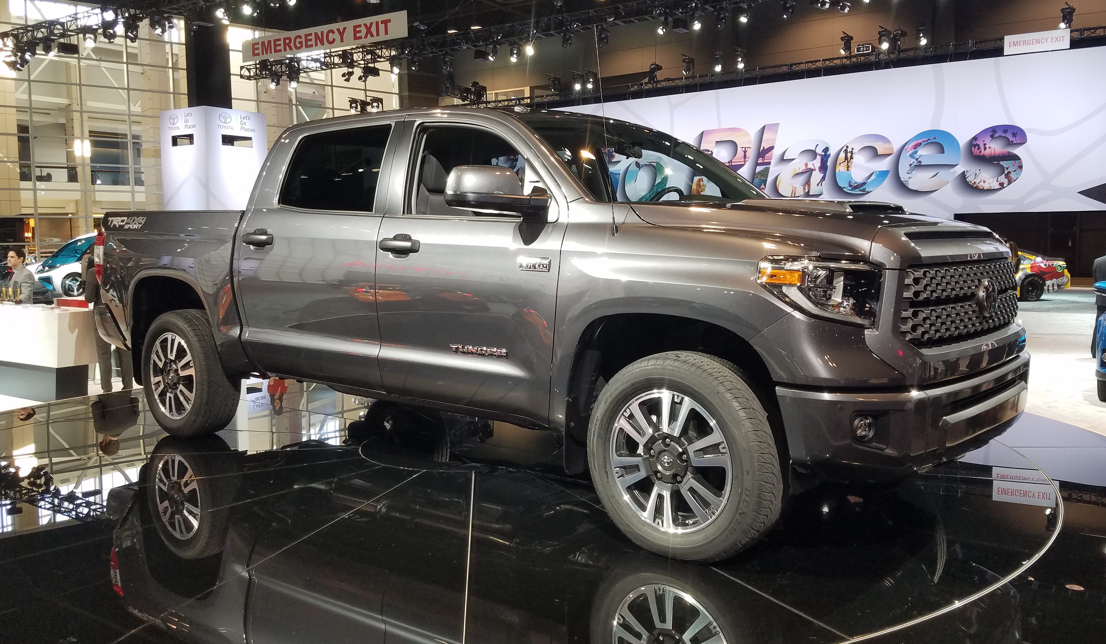 2018 Tacoma Chatter >> 2018 Tundra Tss Package Black | Autos Post