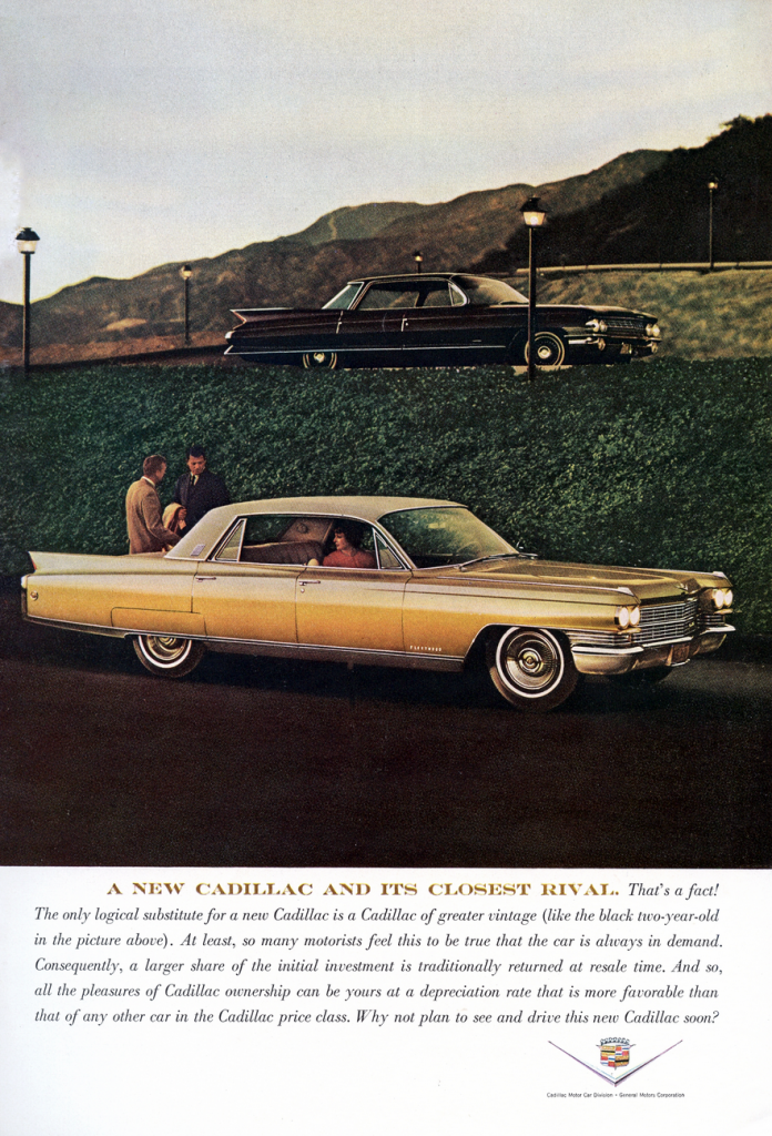 Car Recall Check >> Model-Year Madness! 10 Classic Ads From 1963 | The Daily ...