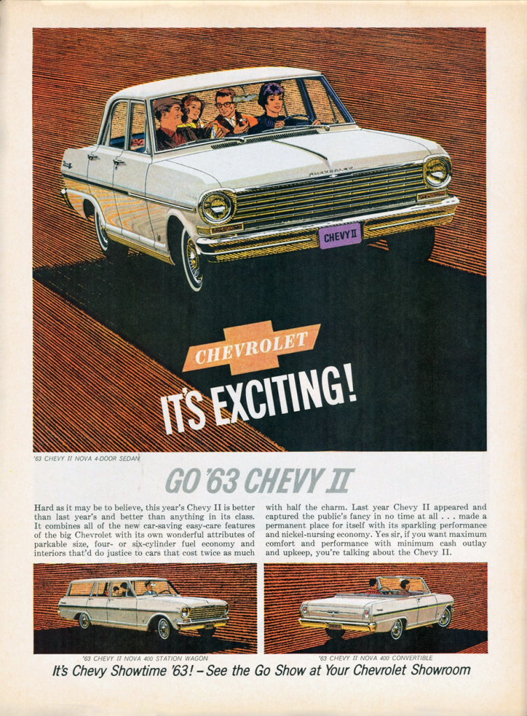 Car Recall Check >> Model-Year Madness! 10 Classic Ads From 1963 | The Daily Drive | Consumer Guide® The Daily Drive ...