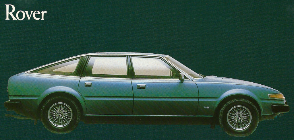 1981 Rover 3500, Forgotten Vehicles of 1981