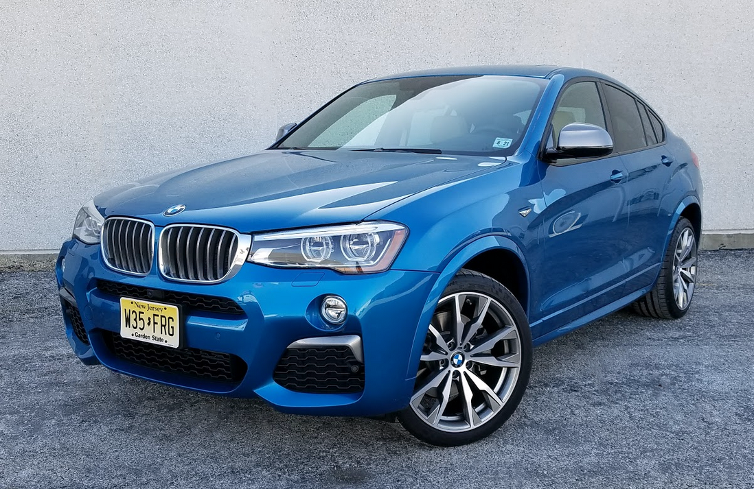 Test Drive 2017 Bmw X4 M40i The Daily Drive Consumer