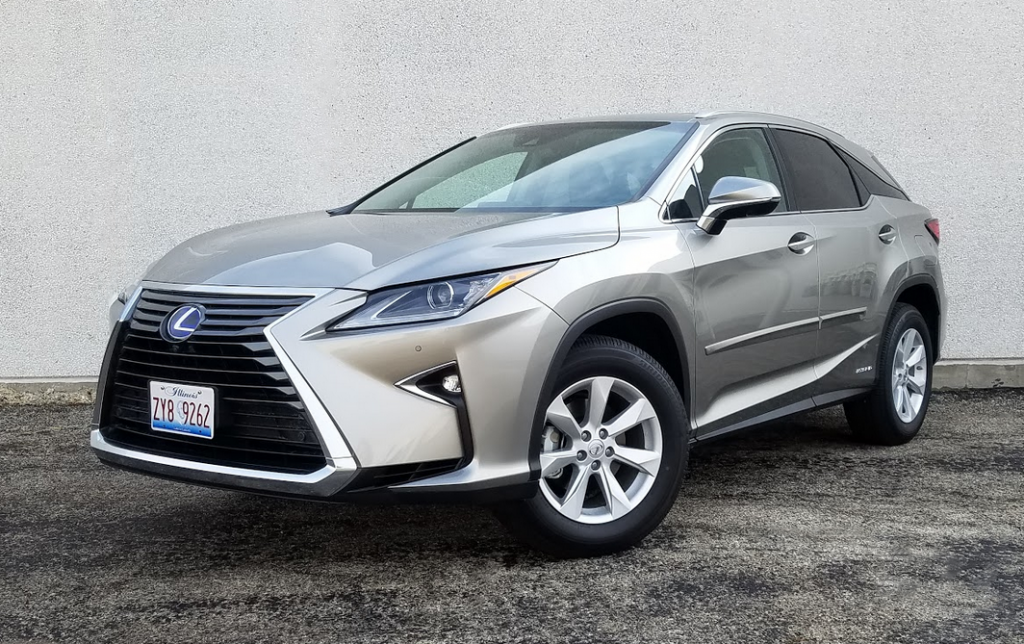 Test Drive 2017 Lexus Rx 450h The Daily Drive