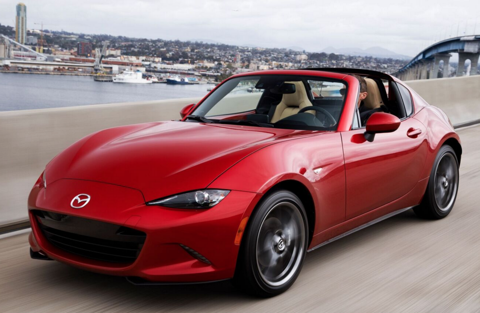 Elegant 2017 Mazda MX5 RF The Daily Drive  Consumer Guide
