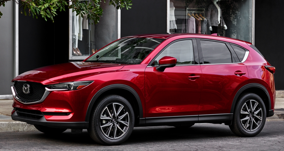 2017 Mazda CX 5 The Daily Drive