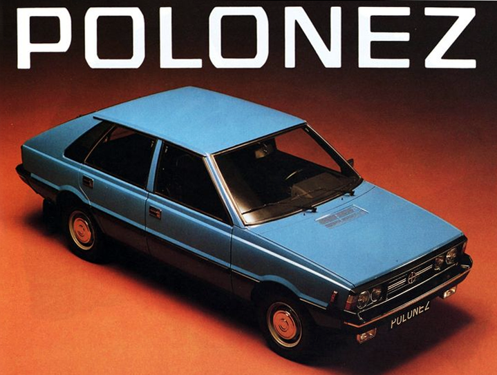 Polonez Car ad, Eastern-Bloc Car Ads
