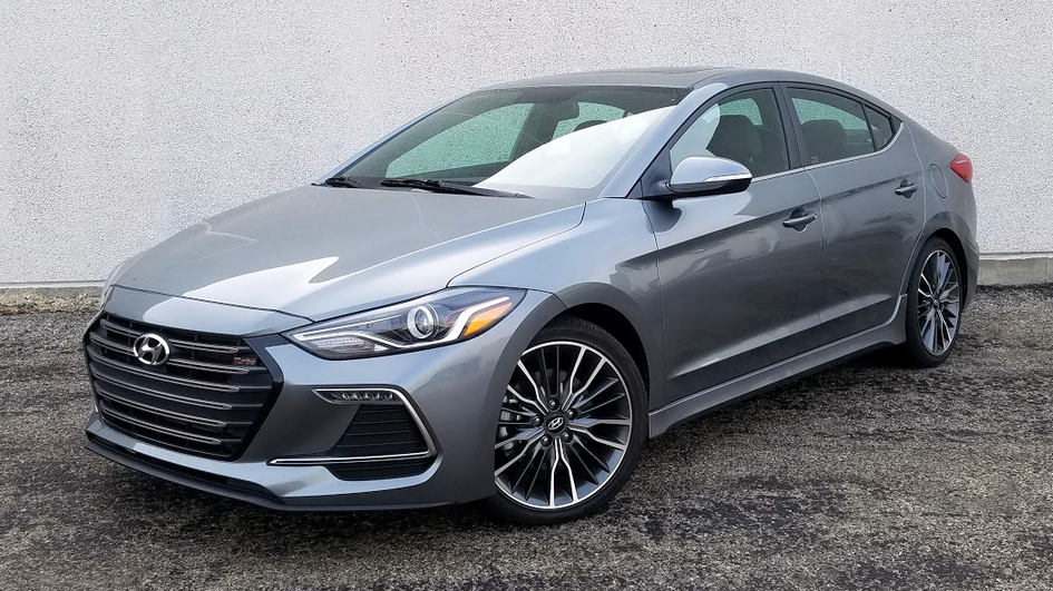 Elantra 2017 Silver >> Test Drive: 2017 Hyundai Elantra Sport | The Daily Drive | Consumer Guide® The Daily Drive ...