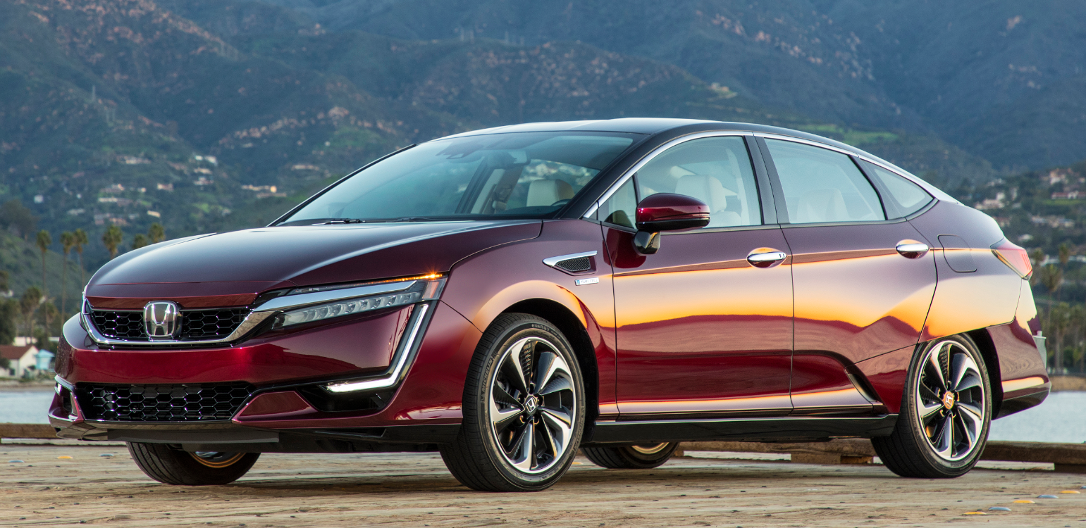 2017 Honda Clarity The Daily Drive
