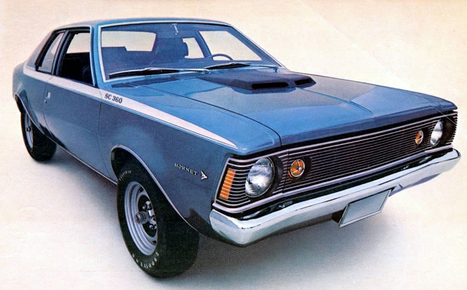 Cyan Madness! Ten Classic Car Ads Featuring Blue Cars | The Daily ...