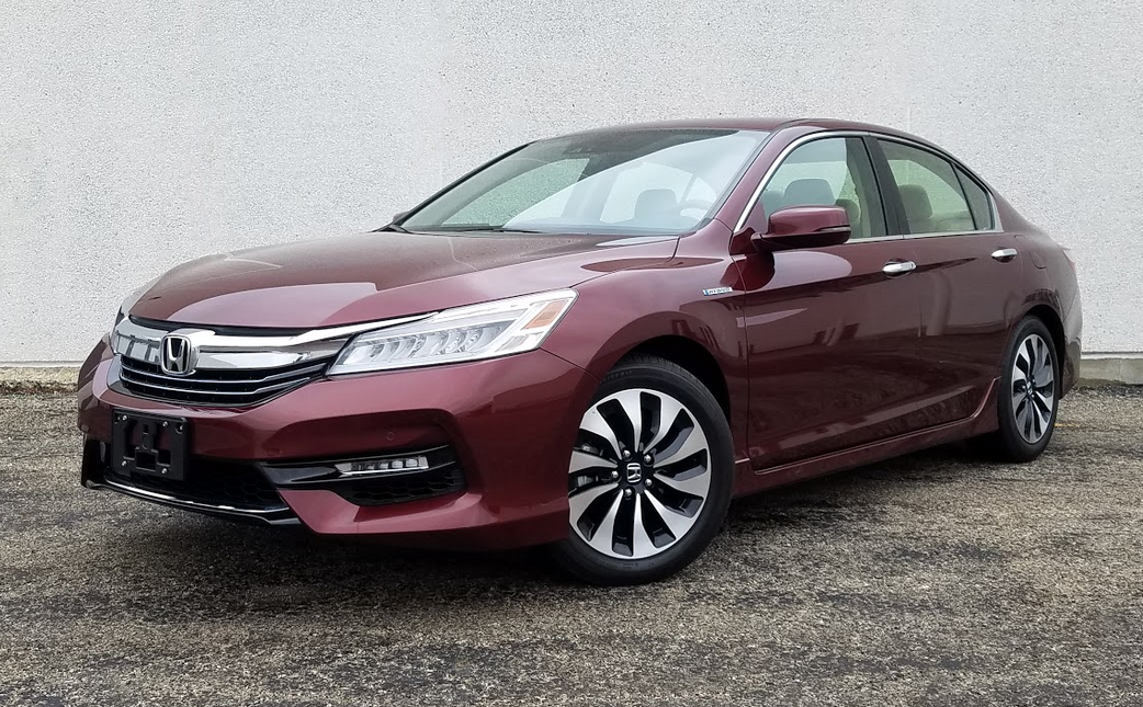 2017 Honda Accord Hybrid Touring