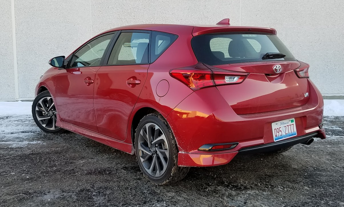 Quick Spin 2017 Toyota Corolla iM  The Daily Drive  Consumer