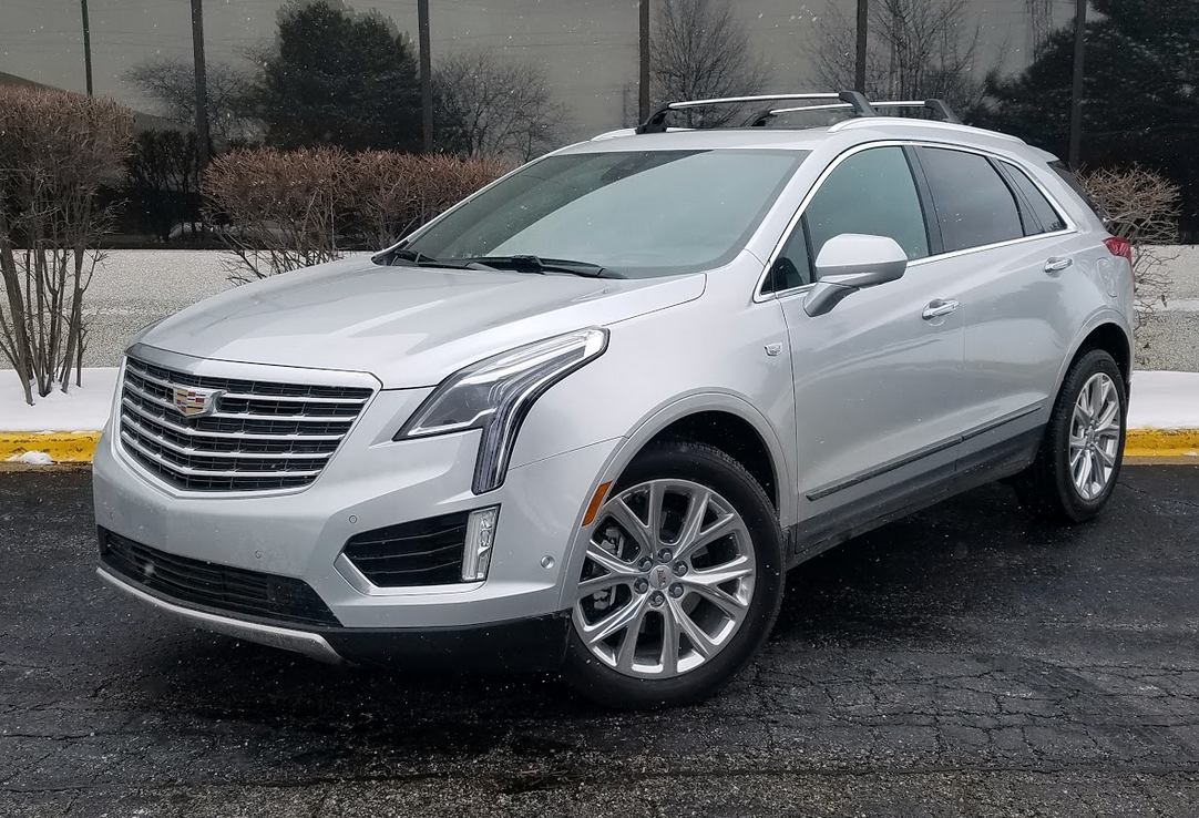 Test Drive 2017 Cadillac Xt5 Platinum The Daily Drive Consumer