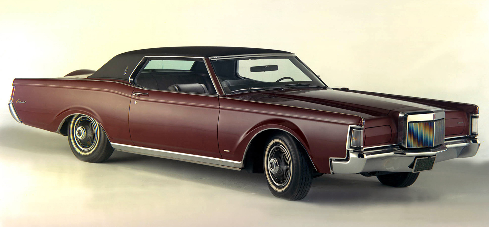 1973 Lincoln Continental Mark III
