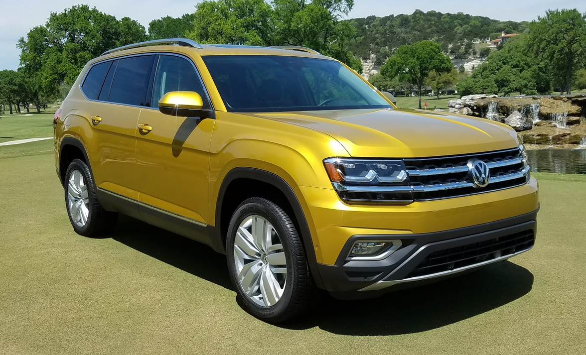 First Spin: 2018 Volkswagen Atlas | The Daily Drive | Consumer Guide® The Daily Drive | Consumer ...